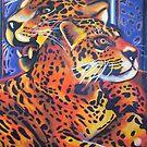Leopards by Anthony Middleton