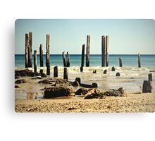 There's no place like home.. Metal Print