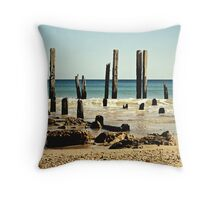 There's no place like home.. Throw Pillow