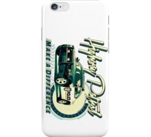 Highway Patrol v2 iPhone Case/Skin