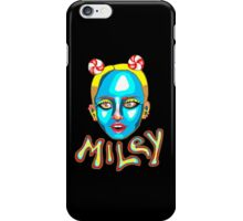 Trippy Miley iPhone Case/Skin