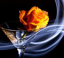 ORANGE MARTINI by Jeanne Frasse
