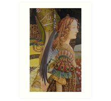 Fairest of Them All Art Print