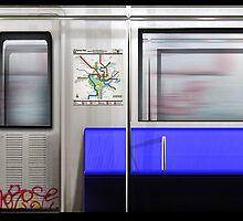 Subway by Leonardo Chan
