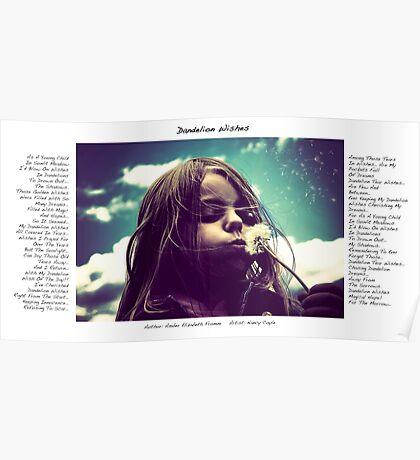 DANDELION WISHES Version 4 Poster