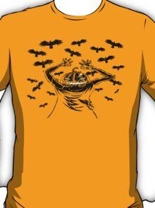 Halloween Symphony - Opening - Orange Sunset T-Shirt