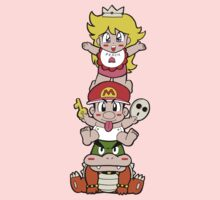 Yoshi's Island: Super Mario World 2 Kids Clothes