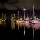 Southport Marina, Gold Coast by Ted Auguste