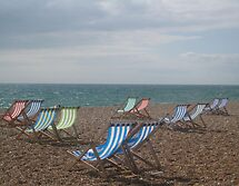 Brighton Beach by justineb