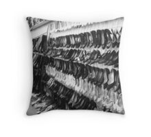 Do You Have These In Black? Throw Pillow