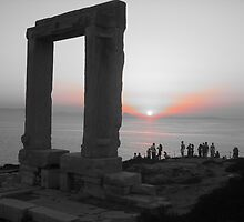 Temple of Apollion by justineb
