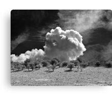 Valley cloud Canvas Print