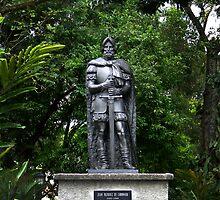 Spanish Conquistador Vásquez de Coronado by Al Bourassa