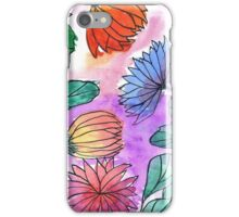 Flowers. Fantasia. iPhone Case/Skin