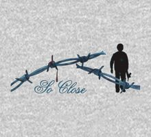 So Close - Barbed Wire (Broadchurch)  Kids Clothes