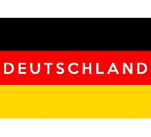 Deutschland Photographic Print