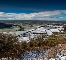 Britains Finest View by Dave Hudspeth