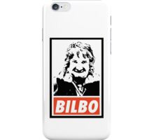 Hobbit - Bilbo iPhone Case/Skin