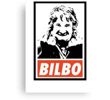 Hobbit - Bilbo Canvas Print