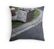 The Treasure Chest 01. Throw Pillow