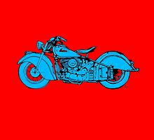 Indian Chief 1948 by drawspots