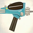 Set phasers to stun! by John Medbury (LAZY J Studios)