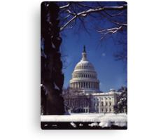 Capitol 5 Canvas Print