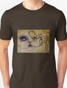 Original Art by ANGIECLEMENTINE T-Shirt