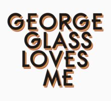 George Glass Loves Me One Piece - Short Sleeve