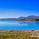 Lake Tekapo 2 by Janine  Hewlett