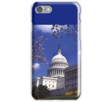 Capitol 7 iPhone Case/Skin