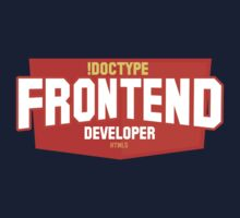 front end developer html5 by dmcloth