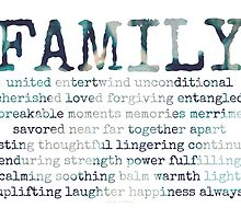 family~ by Brandi Burdick