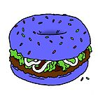 DONUTS BURGER .2 by radioboy
