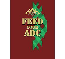 Feed your ADC - v.2 Photographic Print