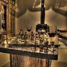Chess Night by Steven Maynard