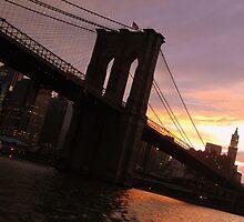 Bouncing off Brooklyn by Dean Symons