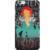 Red - Transistor iPhone Case/Skin