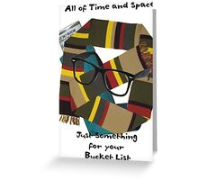 Doctor Who - Osgood Greeting Card