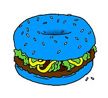 DONUTS BURGER .3 by radioboy