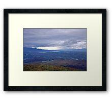 Lakes Of killarney and dingle Framed Print