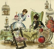 Nico's nightmarish birthday by Viviana di Chiara