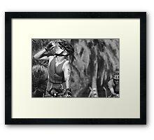 Replensih Framed Print