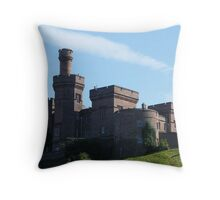 Inverness Castle Throw Pillow