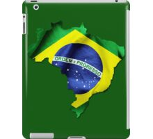 Brazil Flag Country iPad Case/Skin