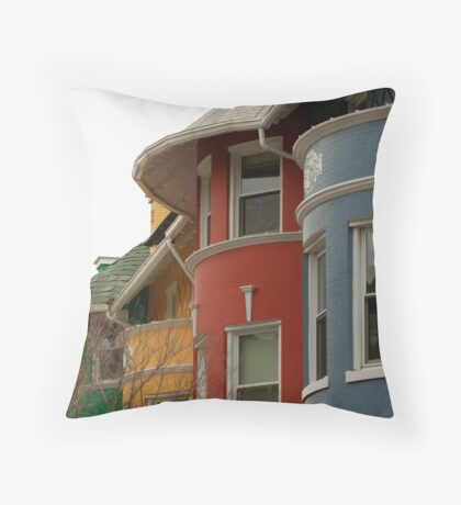 DC Architecture  Throw Pillow