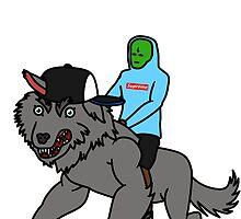 WOLF  by Dannylmbt
