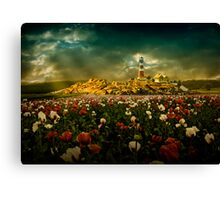 Imaginary landscapes 1 Canvas Print