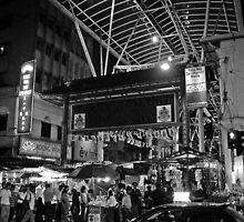 Chinatown - Kuala Lumpur by Graham Taylor
