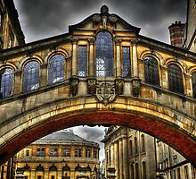 Bridge of Sighs - Oxford by DocG